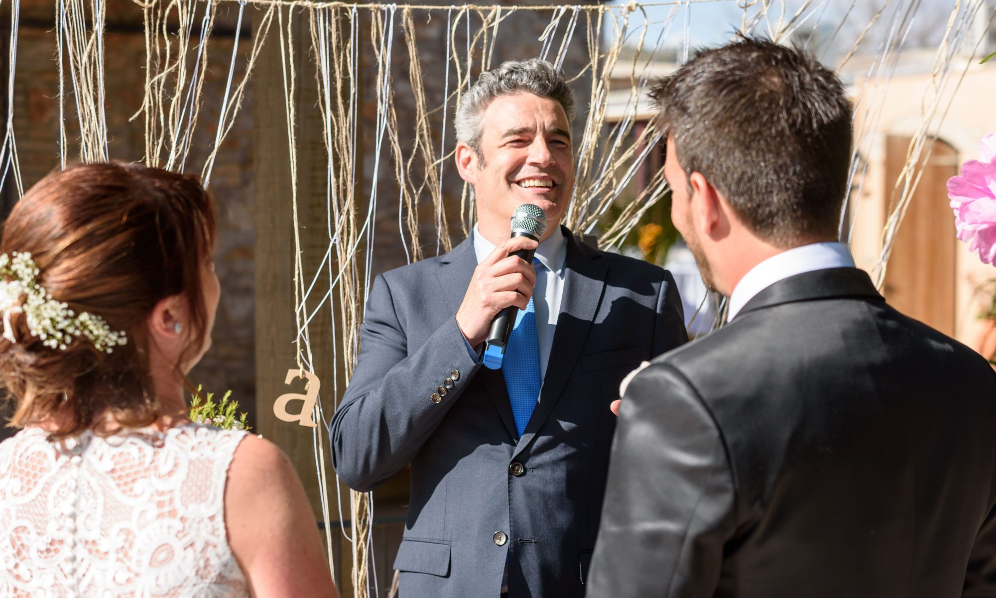 Wedding Officiant in Barcelona